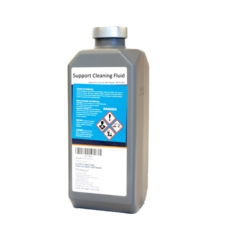 SUPPORT CLEANING FLUID / 1KG / PACK OF 2