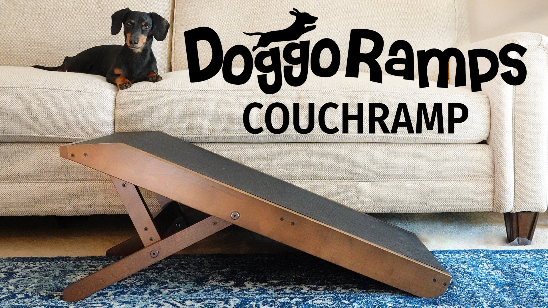 Excellent Doggoramps The Bed Ramp For Small Dogs Cjindustries Chair Design For Home Cjindustriesco