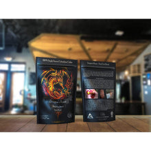 Load image into Gallery viewer, Geek Grind - Dragon's Roast - Dark Roast Coffee - 12 oz or 5lb - Whole Bean