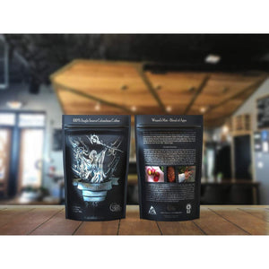 Geek Grind - Wizard's Mist - Light Roast Coffee - 12oz or 5lb - Whole Bean