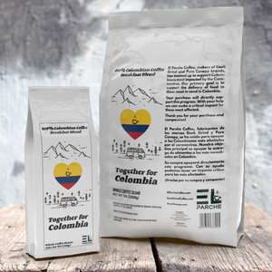 Together For Colombia Coffee - Relief Benefit - Breakfast Blend
