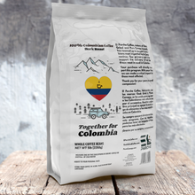 Load image into Gallery viewer, Together For Colombia Coffee - Relief Benefit - Dark Roast