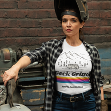 Load image into Gallery viewer, Women's T-Shirt - Geek Grind - Together For Colombia