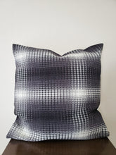 Load image into Gallery viewer, Throw Pillow Cover - Plaid (Lg) B&W