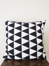 Load image into Gallery viewer, LARGE TRIANGLE PILLOW COVER
