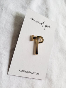 """KEEP"" Enamel Pins"
