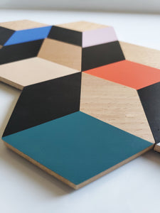 Table Tiles (Modern Multi)