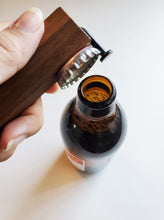 Load image into Gallery viewer, Bent-Nail Bottle Opener (Natural/Walnut)