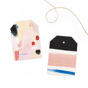 Strokes Everyday Gift Tag Set