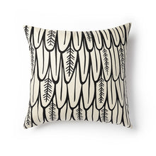 Load image into Gallery viewer, Feathers Pillow Cover