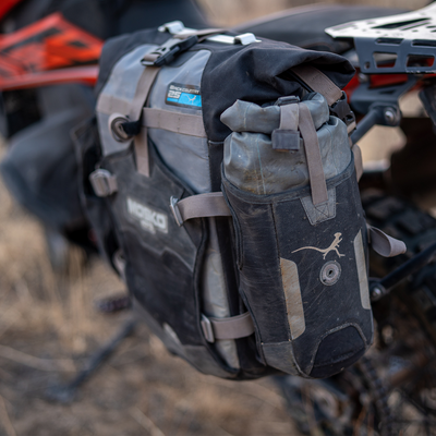 Backcountry Offset Pannier Kit (V2.1)