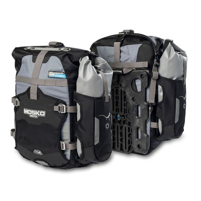 Mosko Moto Pannier Backcountry 25L Pannier Kit (V2.0)