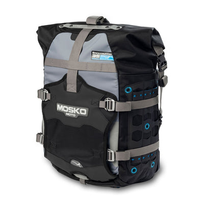 Mosko Moto Pannier No Pockets Backcountry Offset Pannier Kit (V2.0)