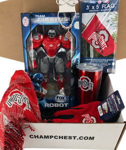 Ohio State Buckeyes Subscription Box
