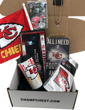 Kansas City Chiefs Subscription Box