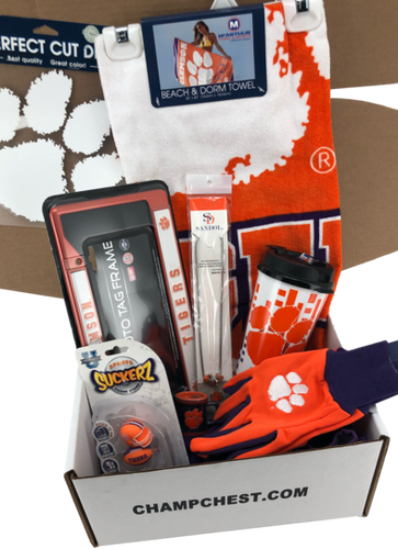 Clemson Tigers Subscription Box