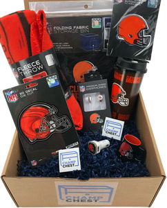 Cleveland Browns Subscription Box