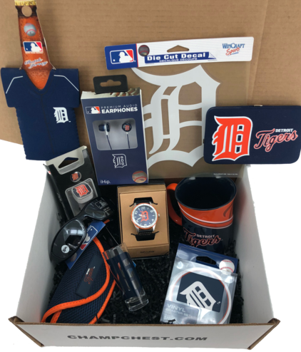Detroit Tigers Subscription Box
