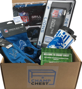 Detroit Lions Champ Chest