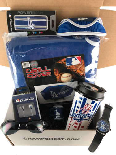 Los Angeles Dodgers Subscription Box