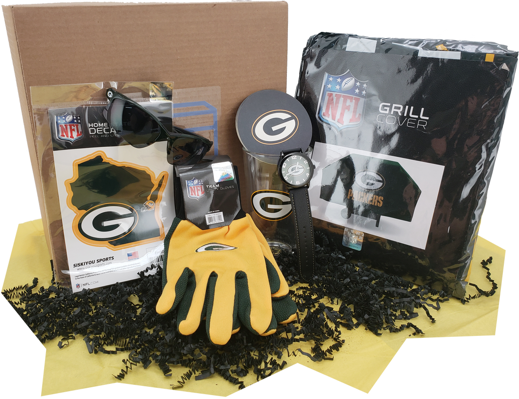 Green Bay Packers Subscription Box