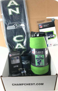 Seattle Seahawks Subscription Box