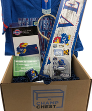 Kansas Jayhawks Champ Chest