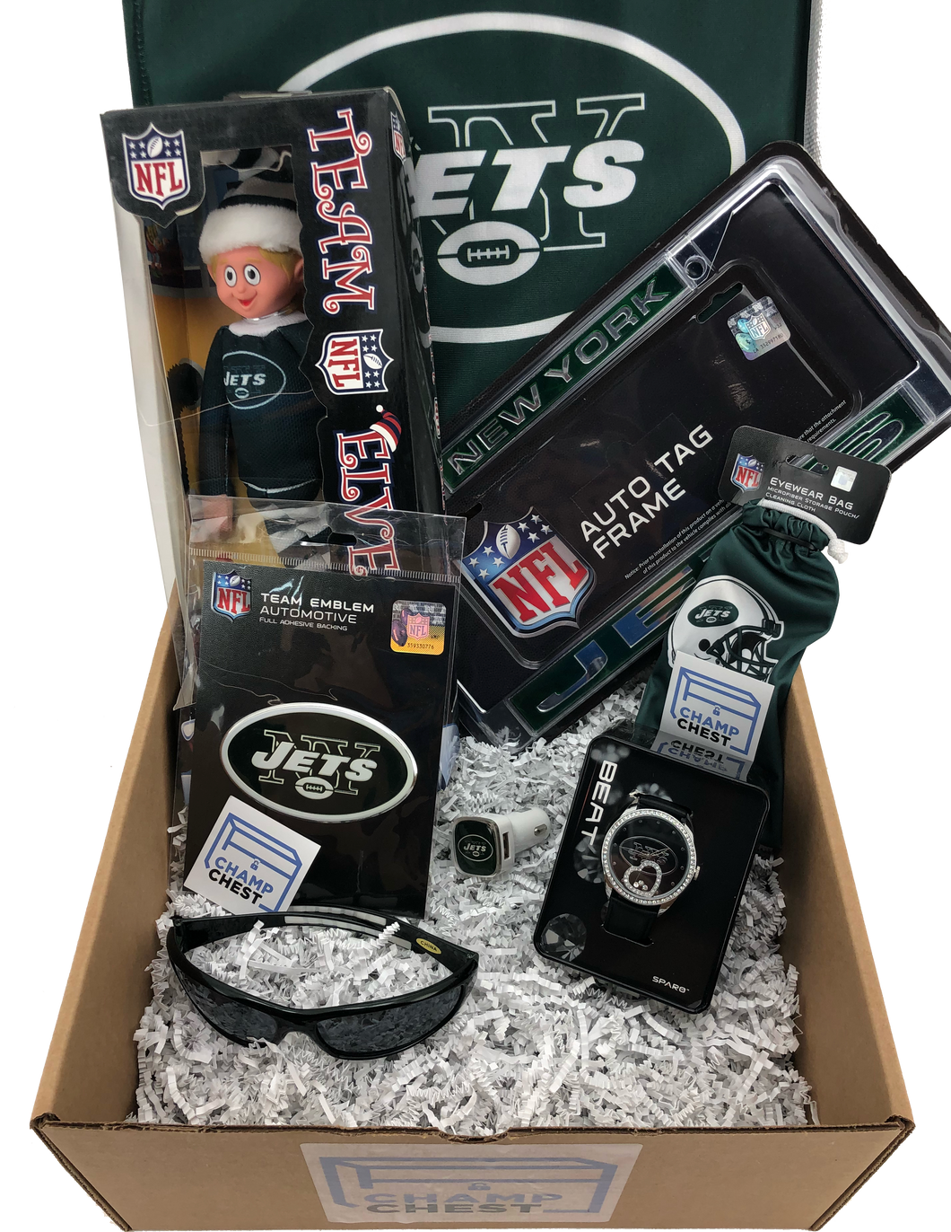 New York Jets Subscription Box