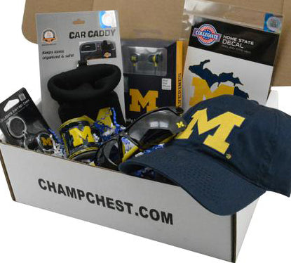 Michigan Wolverines Subscription Box