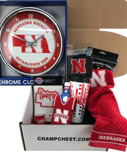Nebraska Cornhuskers Subscription Box
