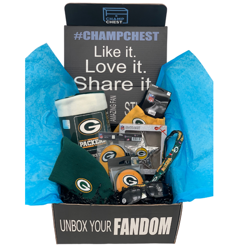 Green Bay Packers Champ Chest