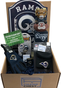 Los Angeles Rams Champ Chest