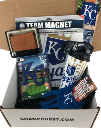Kansas City Royals Subscription Box