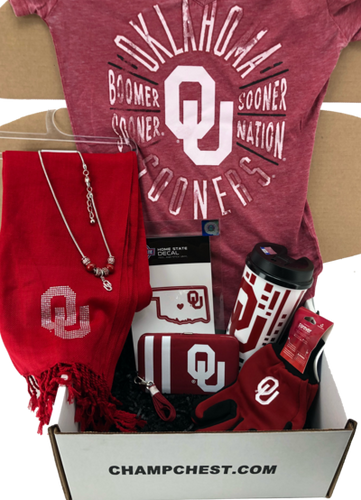 Oklahoma Sooners Subscription Box