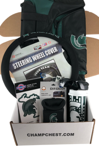 Michigan State Spartans Subscription Box