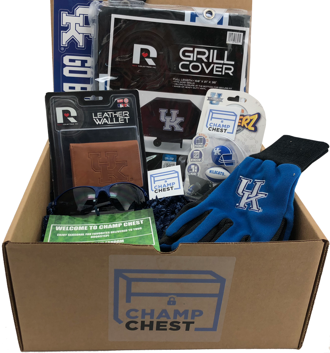 Kentucky Wildcats Champ Chest