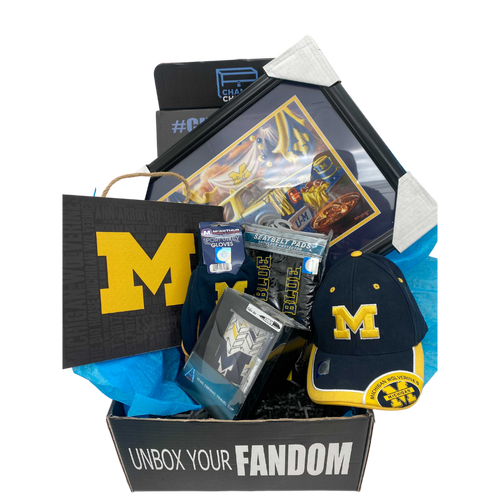 Michigan Wolverines Champ Chest