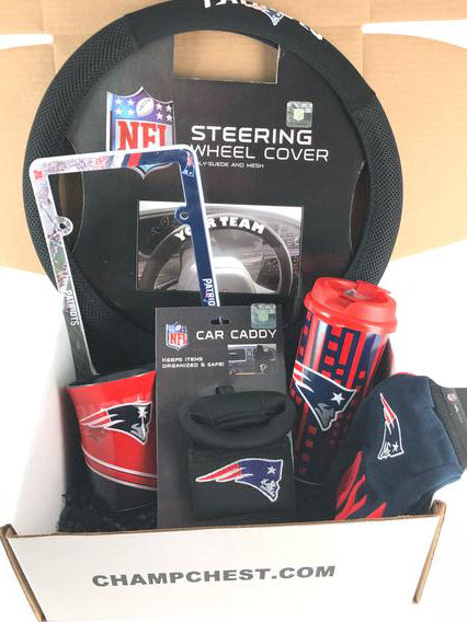 New England Patriots Subscription Box