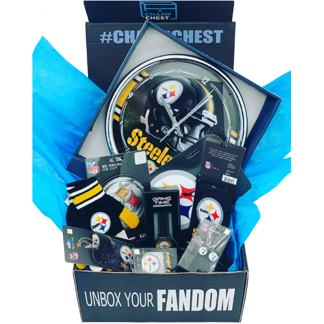 Pittsburgh Steelers Champ Chest