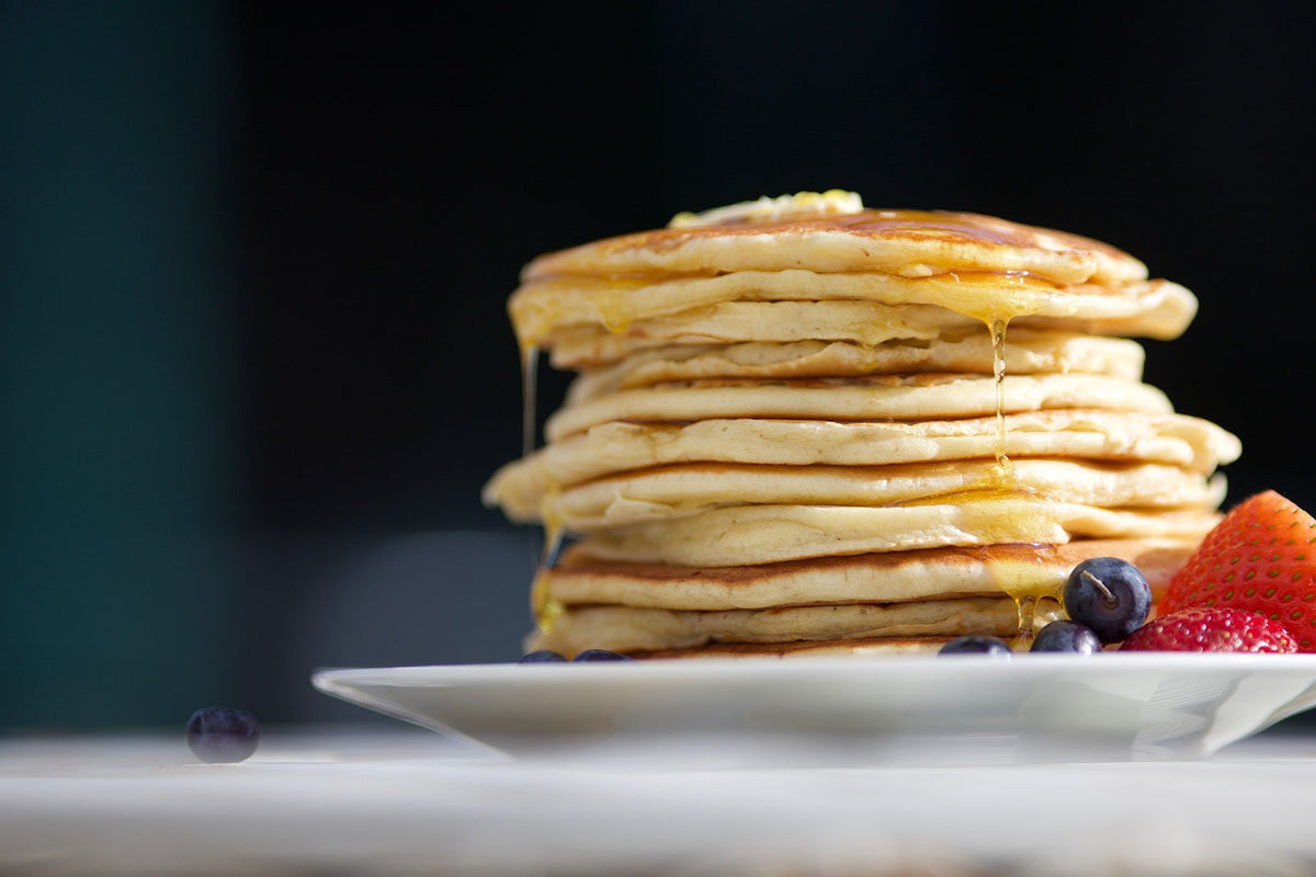 Gluten-Free, Dairy-Free & Vegan Pancakes? You'd Batter Believe It