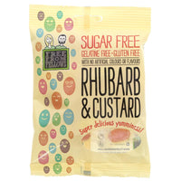 Free From Fellows Sugar Free Gluten Free Rhubarb & Custard (70g)