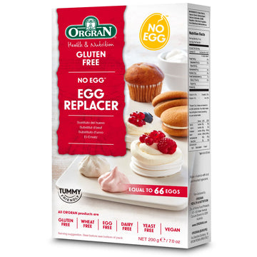 Orgran Vegan Egg Replacer (200g)