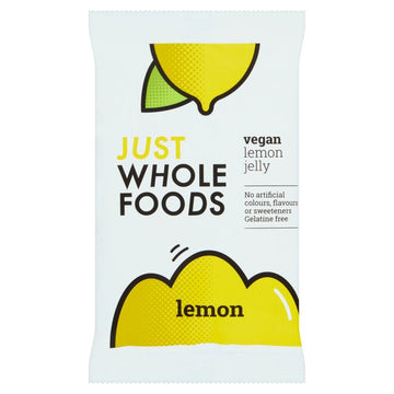 Just Wholefoods Organic, Gluten Free & Vegan Lemon Jelly (85g)