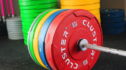 Weightlifting Bars & Plates