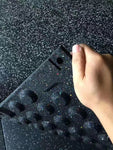 Rubber Mat Plastic Buckles (Lock your mats together)