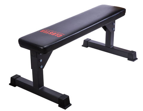 Cluster flat bench
