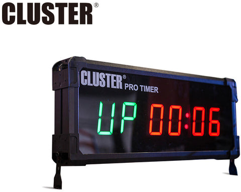 CLUSTER Double-sided Pro Timer