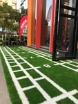 Artificial Lawn with number (Price per Metre Length)