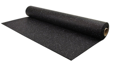 Rubber Mat Roll - Multiple Thickness'  (PRICE PER Metre Squared)