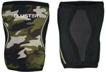 CLUSTER Knee Sleeves - Camo Green